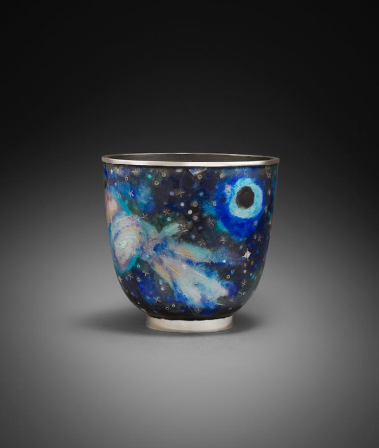 """""""Super Nova Celestial"""" cup"""